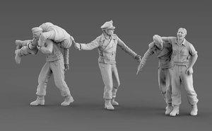 tank crew 3D