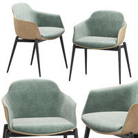 chia marelli chair 3D model