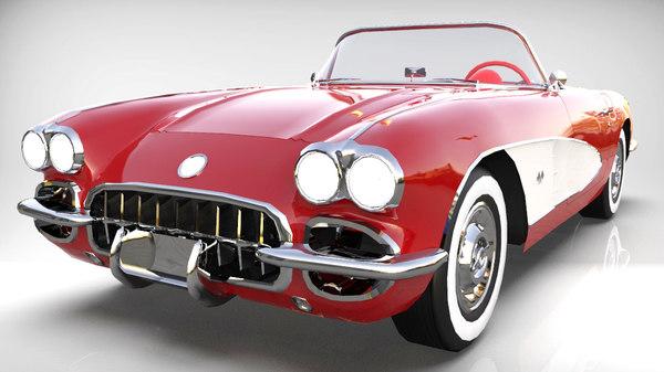1958 blender model