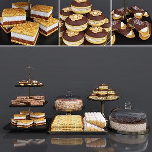 cake cheesecake 3D