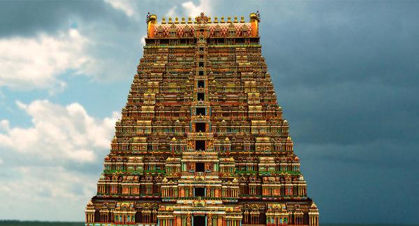 3D temple