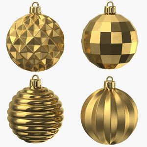 ball ornament model