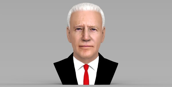 joe biden bust ready model