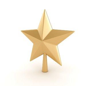 star topper tree model