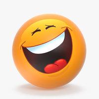 3D emoji v012