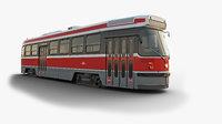 TTC CLRV Tram Toronto