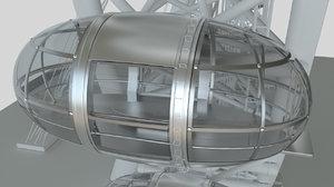 wheel octane 3D model
