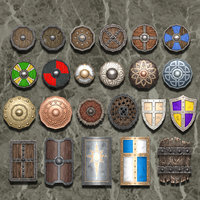 Fantasy Armory - Basic Shield Collection Vol.01