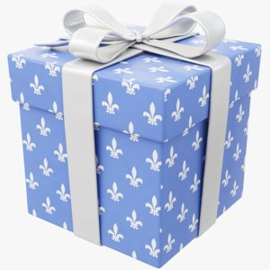 3D present package