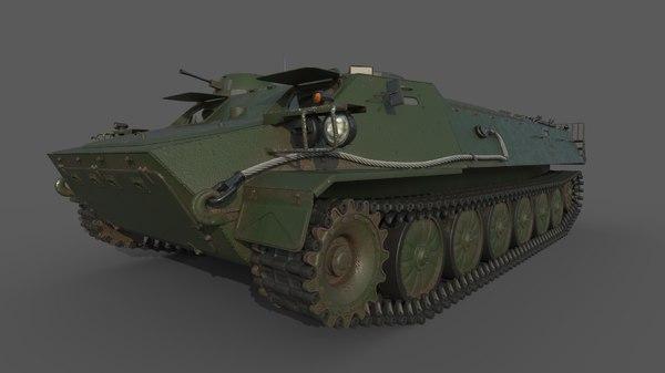 3D model mt lb