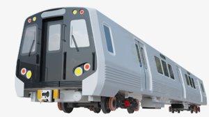 3D metro washington
