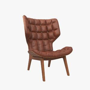 3D model chair v31