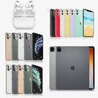 3D apple electronics 2019