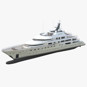 comes sun yacht model