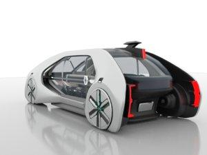 self-driving car ready 3D