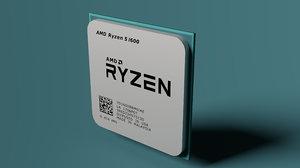 3D cpu amd rayzen 5
