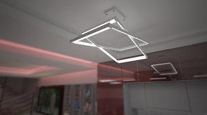 v-ray object 3D model