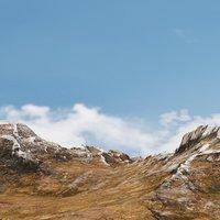 Snowy Wild Terrain
