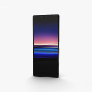3D sony 1 xperia model