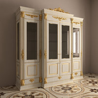 Showcase cabinet Genava