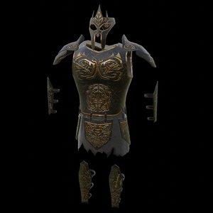 3D armor