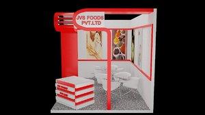 exhibition 3D