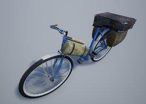 old traveler rusty 3D model