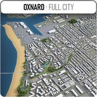 3D oxnard surrounding -