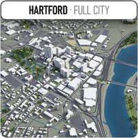 3D hartford surrounding -