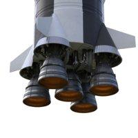 Apollo XIII rocket