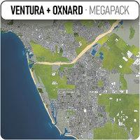 ventura oxnard - 3D
