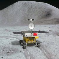 yutu china lunar 3D model
