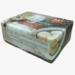 scan butter 3D