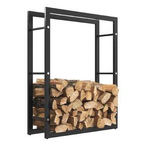 3D rewood wood rack model