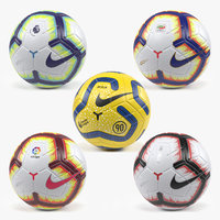 NIke Merlin Ball Collection