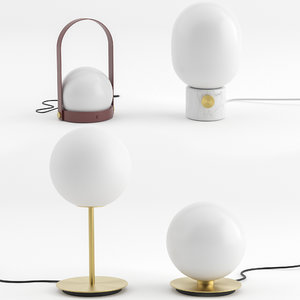 tr table lamp menu model