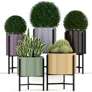 plants 193 3D model