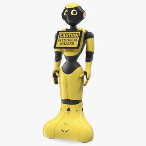 resident robot generic model