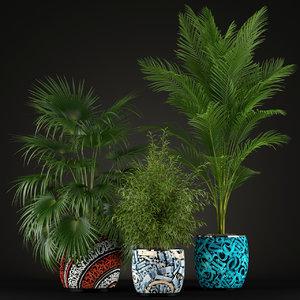 3D plants 199