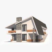 Modern House Cottage
