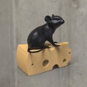 3D rat mouse rodent