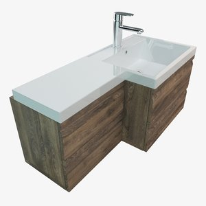 bathroom vanity washbasins model