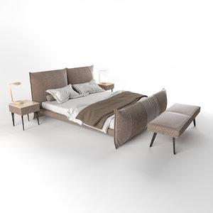 gamma bed night 3D