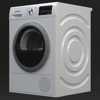 3D dryer machine