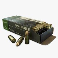 9mm Ammunition Pack