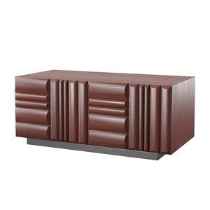 tv cabinet carmin luisa 3D