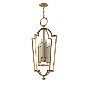 3D chandelier allegretto 780440-2st model