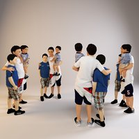 Boys 3 scan