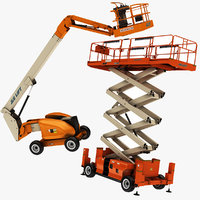 Cherry Picker and Scissor Lift Collection