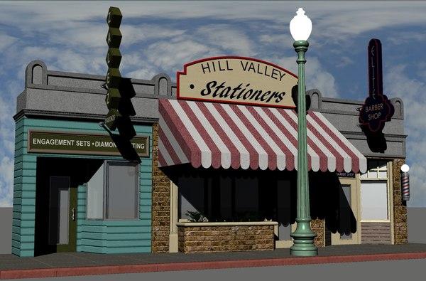 3D hill valley - zalez